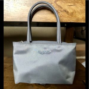 SMALL Gray Esprit Purse USED ONCE